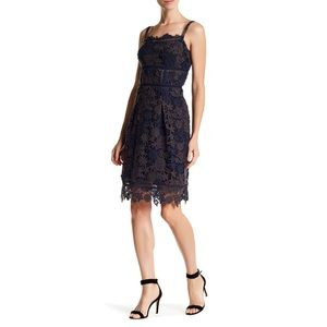 Elie Tahari midi Aimee dress